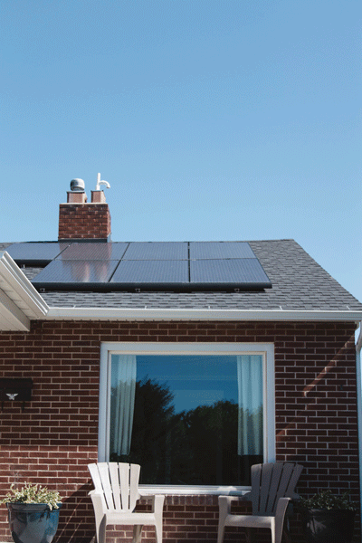 Milliken Colorado Solar Homes
